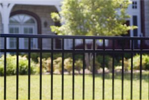 Aluminum Fence - Residential - Commercieal