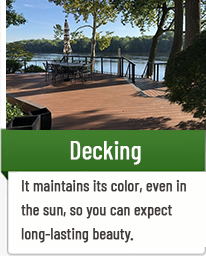 Minnesota Maintenance Free Decking